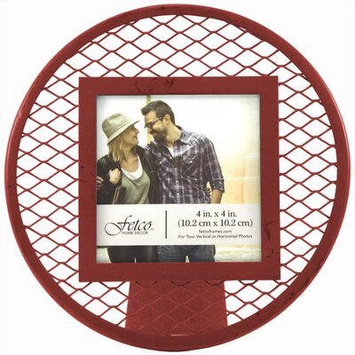Izora Circle Profile Mesh Picture Frame F54263344K