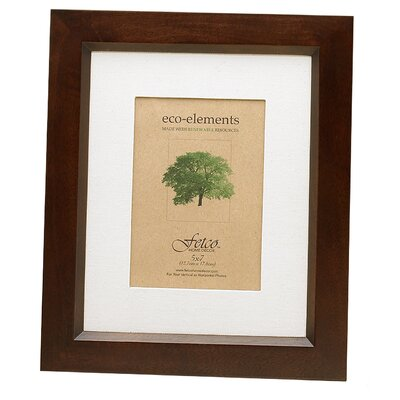 Buy Low Price Fetco Home Decor Eco Woods Logan Picture Frame Size