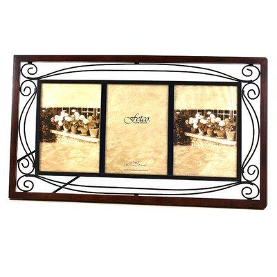 Fetco Home Decor Tuscan Collington Triple Picture Frame at Sears.com