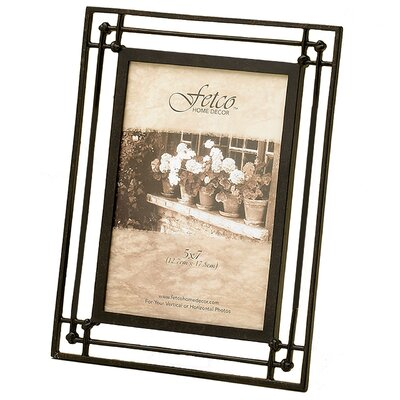 Buy Low Price Fetco Home Decor Tuscan Courtland Picture Frame