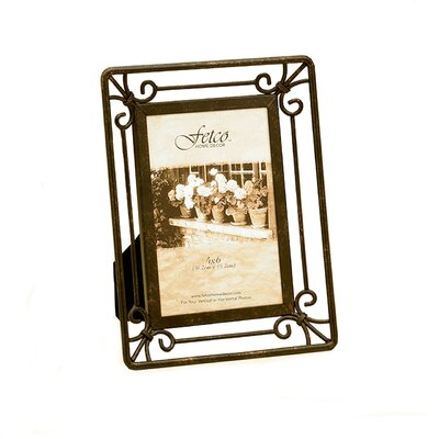 Buy Low Price Fetco Home Decor Tuscan Linwood Picture Frame Size 5