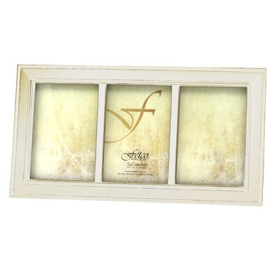 Buy Low Price Fetco Home Decor Longwood Triple Photo Frame | Picture ...