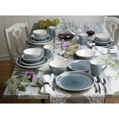 Kennedy 20 Piece Dinnerware Set BNRS5341 39270726