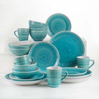 Fez 20 Piece Dinnerware Set BNRS5341 39270727