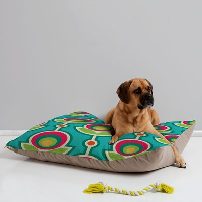 Juliana Curi Retro Soft Pet Bed Pillow