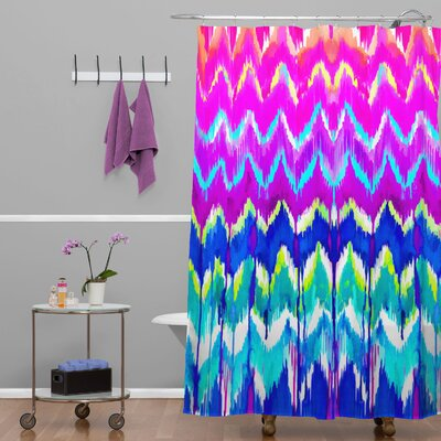 Holly Sharpe Dreaming Summer Shower Curtain