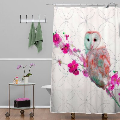 Hadley Hutton Quinceowl Shower Curtain
