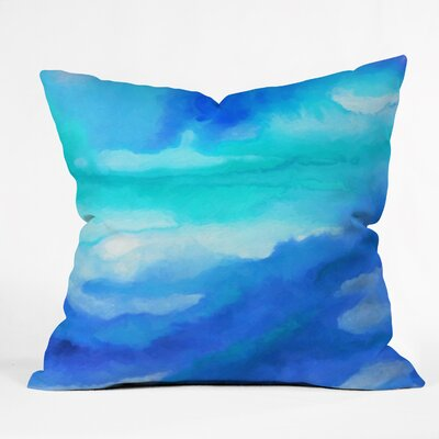 Jacqueline Maldonado Rise Throw Pillow Size: 18 H x 18 W