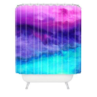 Jacqueline Maldonado The Sound Extra Long Shower Curtain