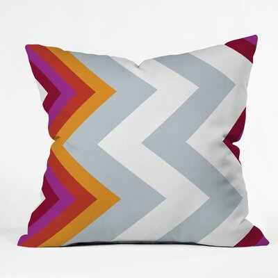 Karen Harris Throw Pillow Size: Large