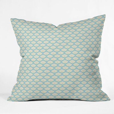 Sabine Reinhart Into the Sky Throw Pillow Size: Large