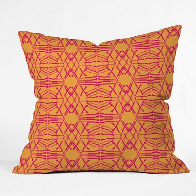 State Throw Pillow Size: Small