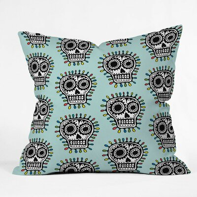 Andi Bird Throw Pillow Size: Small