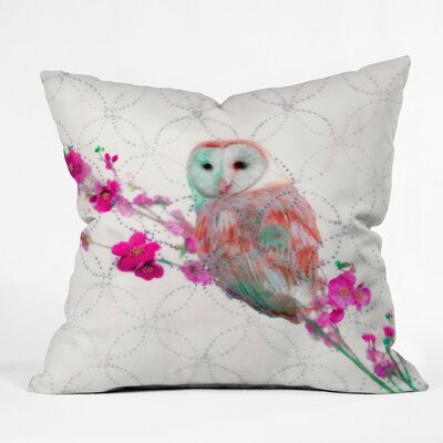 Hadley Hutton Quinceowl Throw Pillow Size: Small