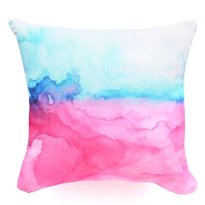 Jacqueline Maldonado Throw Pillow Size: 18 H x 18 W