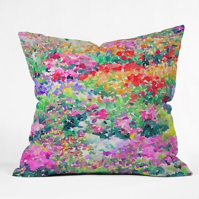 Jacqueline Maldonado Indoor/Outdoor Throw Pillow Size: Large