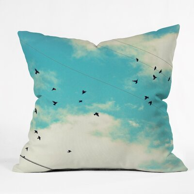 Shannon Clark Indoor/Outdoor Throw Pillow Size: Small