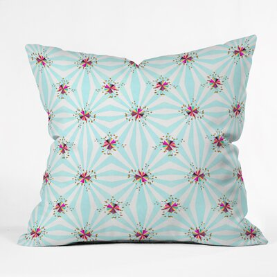 Hadley Hutton Spring Indoor/outdoor Throw Pillow Size: Small