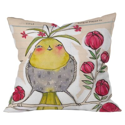 Cori Dantini Sweetness And Light Outdoor Throw Pillow Size: 26 x 26