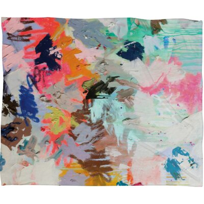 Kent Youngstrom Really Fleece Throw Blanket Size: Medium
