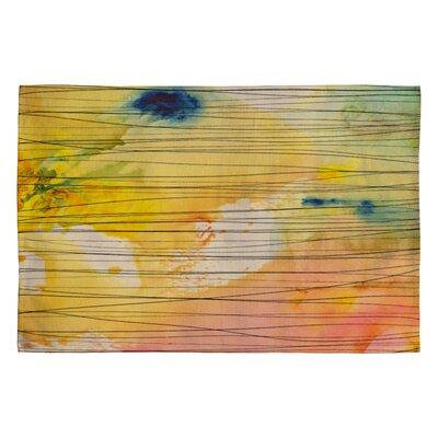 Susanne Kasielke Stripy Collage Rug Rug Size: 2 x 3