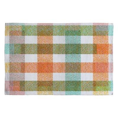 Zoe Wodarz Pastel Plaid Area Rug Rug Size: 2 x 3