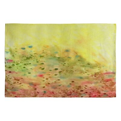 Rosie Brown Jeweled Pebbles Rug Rug Size: 2 x 3