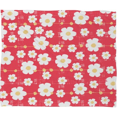 Ali Benyon Kandy Love Fleece Throw Blanket Size: Small