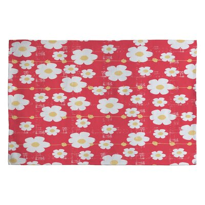 Ali Benyon Kandy Love Area Rug Rug Size: 2 x 3