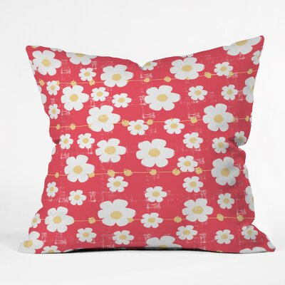 Ali Benyon Kandy Love Throw Pillow Size: Small