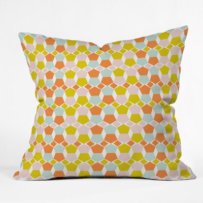 Hello Twiggs Bring Summer Back Throw Pillow Size: Large