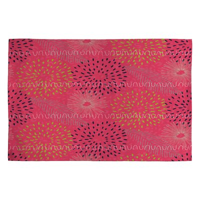 Kerrie Satava Surprise Bloom Rug Rug Size: 2 x 3