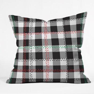 Zoe Wodarz Cozy Cabin Throw Pillow Size: Large