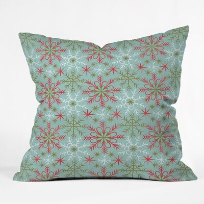 Loni Harris Eve Throw Pillow Size: Large