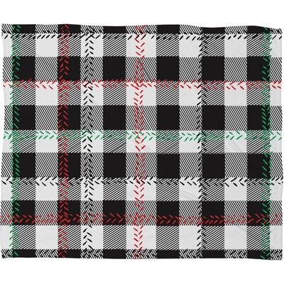 Zoe Wodarz Cozy Cabin Plush Fleece Throw Blanket Size: Large