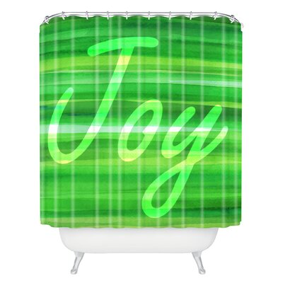 Sophia Buddenhagen Christmas Shower Curtain