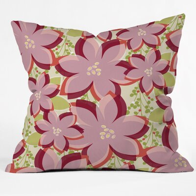 Andrea Victoria Twinkle and Shine Throw Pillow Size: Large