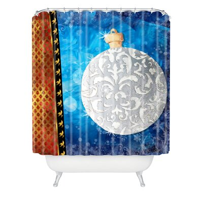 Madart Inc. Elegante Shower Curtain