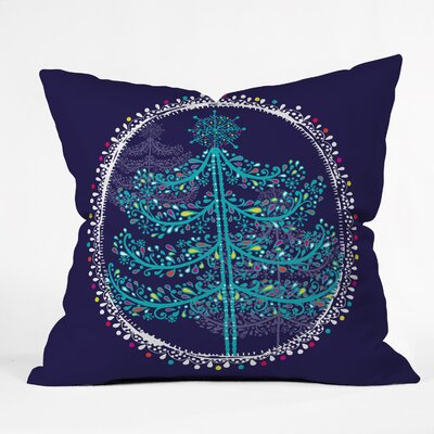 Rachael Taylor Decorative Tree Throw Pillow Size: Large