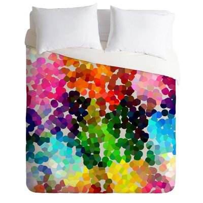 Lightweight Winter 1998 Duvet Cover Size: Twin, Fabric: Lightweight
