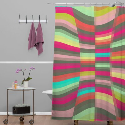 Jacqueline Maldonado Spectacle Shower Curtain