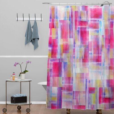 Jacqueline Maldonado Space Between Shower Curtain