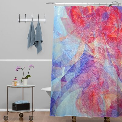 Jacqueline Maldonado Sweet Rift Shower Curtain