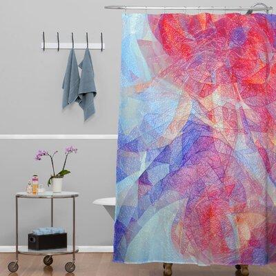 Jacqueline Maldonado Sweet Rift Shower Curtain