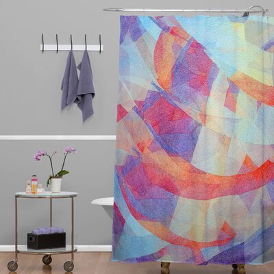 Jacqueline Maldonado New Light Shower Curtain