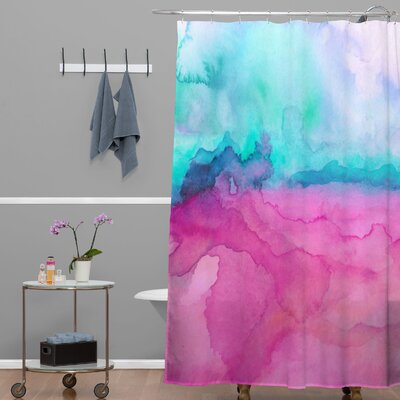 Jacqueline Maldonado Tidal Shower Curtain