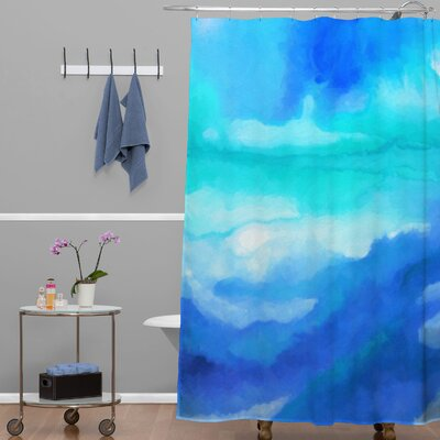 Jacqueline Maldonado Rise 2 Shower Curtain