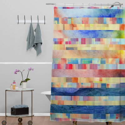 Jacqueline Maldonado Amalgama Shower Curtain