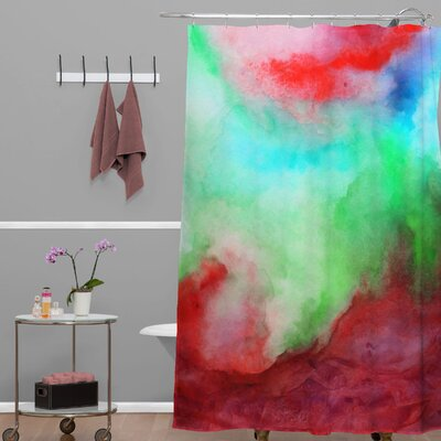 Jacqueline Maldonado Shower Curtain