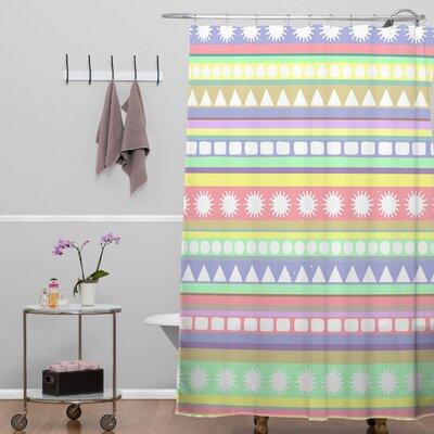 Romi Vega Shower Curtain